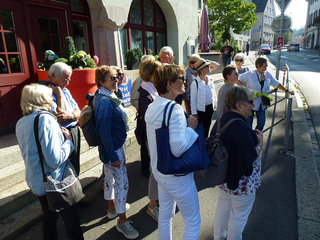 Informationen der Stadt Frauenfeld vom Tourismusführer